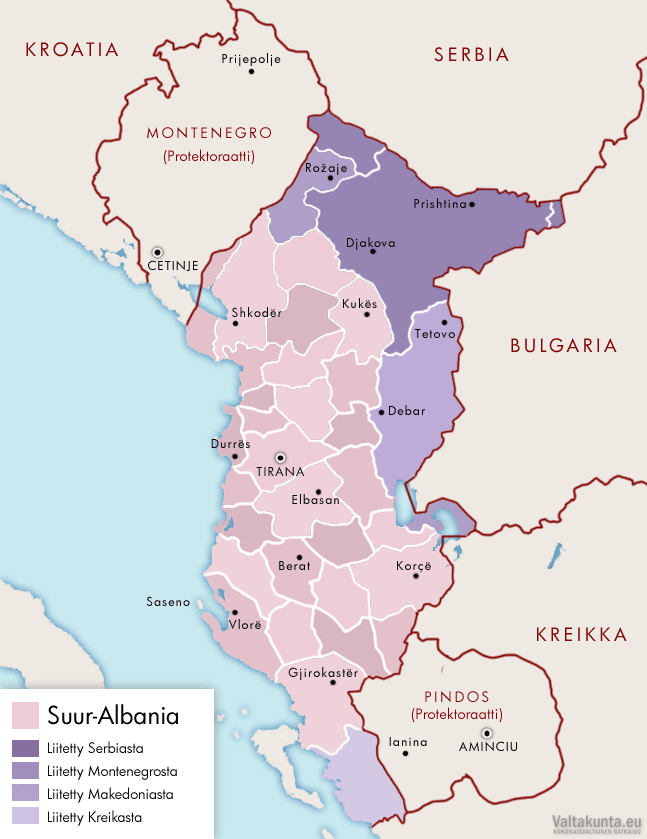 Albania Pääkaupunki