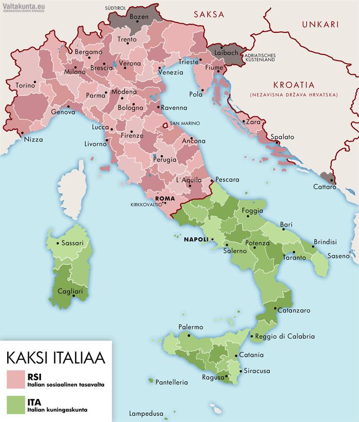 Italia Valuutta
